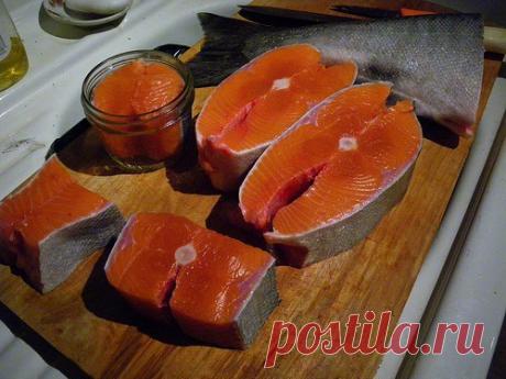 Консервируем лосось дома — полезно и вкусно