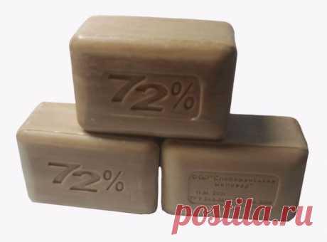 11 способов применения хозяйственного мыла! Об этом знали не многие | Секреты.нет