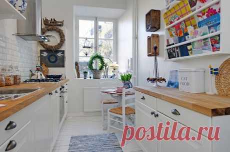 Дизайн узкой кухни - 2 на 4 метра, 9 м2, узкой и длинной, интерьер с обеденной зоной, 117 фото