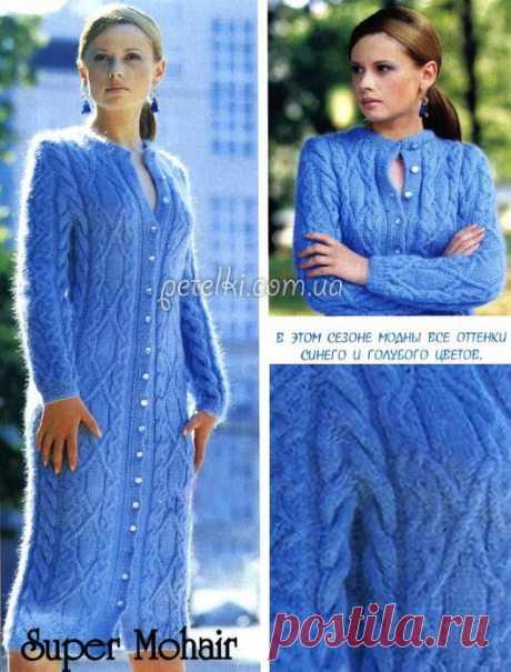 Пальто для элегантных леди