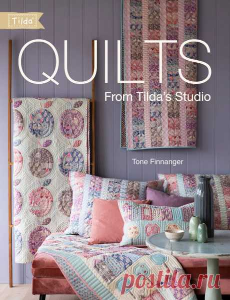 Quilts From Tilda's Studio 2019