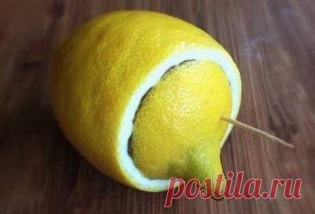 Немного о лимоне | Интересное из