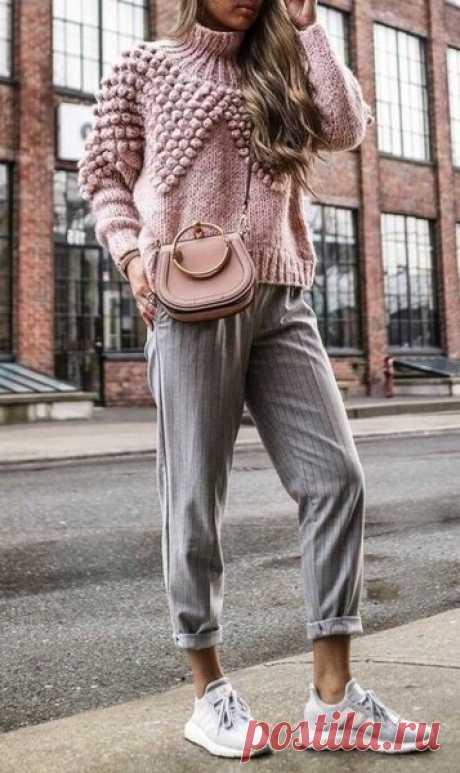 Эта вязаная вещь must have осеннего гардероба   модница   Яндекс Дзен