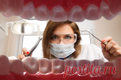 Топ-6 неочевидных причин посетить стоматолога   Стоматология ROOTT   Яндекс Дзен