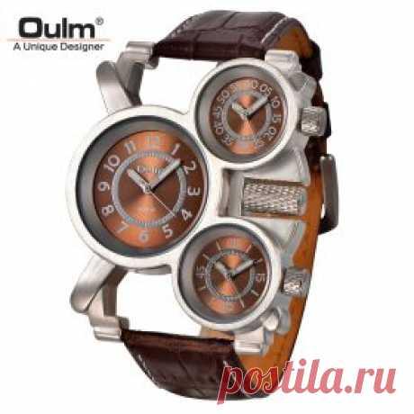 Мужские наручные часы с тремя циферблатами | Алиэкспресс на русском. Обзоры товаров и отзывы. Хороший Алиэкспресс.