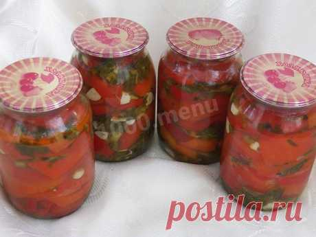 Маринованный болгарский перец на зиму рецепт с фото пошагово - 1000.menu