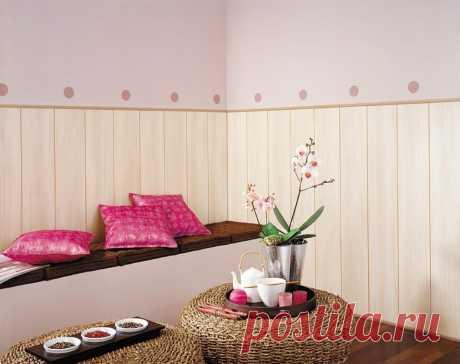 Пластиковые панели: крепим к стенам различными способами
