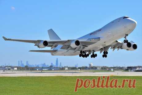 Фото CKS Boeing 747-400 (N715CK) - FlightAware