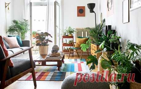 Нетривиальные способы разместить комнатные растения Где обычно стоят горшки ивазоны скомнатными растениями? На подоконниках, конечно! Исимпатично, ипредставителям флоры комфортно. Но на самом деле расположить комнатные цветы можно очень...