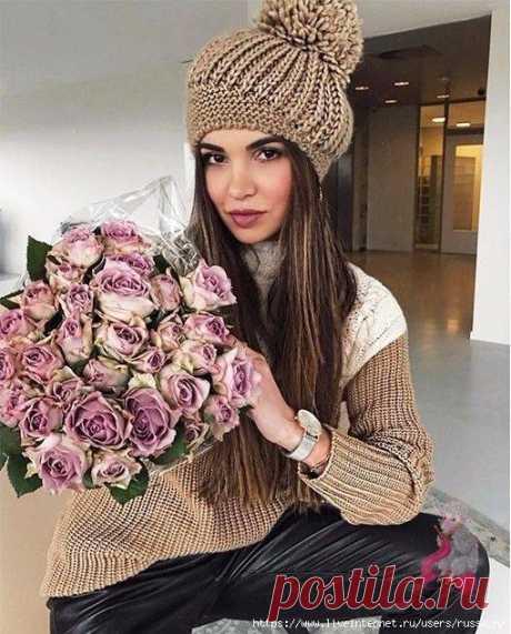 Вязание-спицы Шали+шапки+шарфы