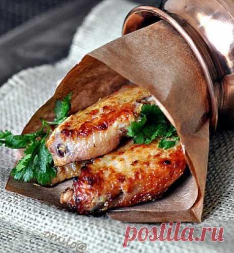Курица Тандури (Tandoori chicken) : Вторые блюда