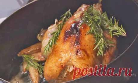 Курица как в мишленовском ресторане: готовим по рецепту звездного повара - Steak Lovers - медиаплатформа МирТесен