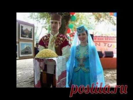 De los tártaros halyk yry - su buylap (¡Fenomenal!!!)