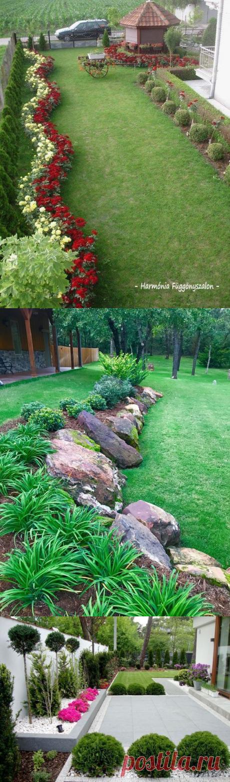 Оформление внутреннего дворика — Сделай сам, идеи для творчества - DIY Ideas
