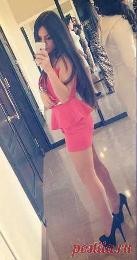 Вечернее платье)