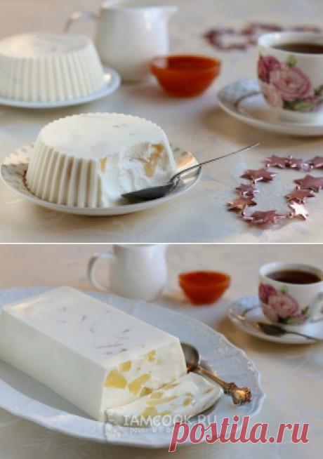 Десерт «Старая Рига» — рецепт с фото пошагово. Как приготовить творожный десерт «Старая Рига»?
