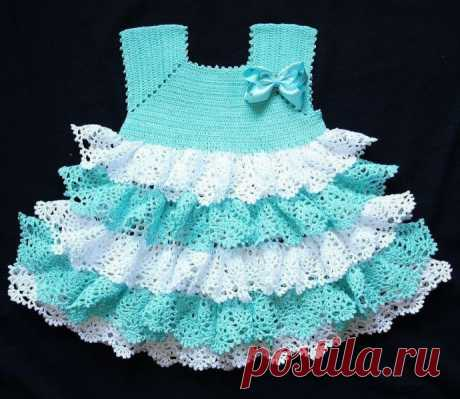 Lovely dress for the girl