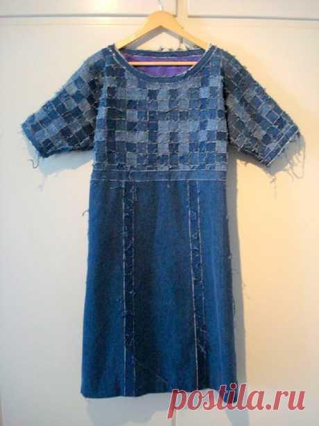 Еще одно плетеное платье Модная одежда и дизайн интерьера своими руками