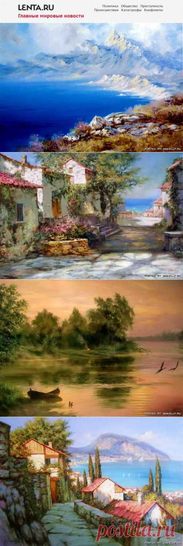 Частичка моей души в огромном и прекрасном мире - Чудесные пейзажи Александа Милюкова