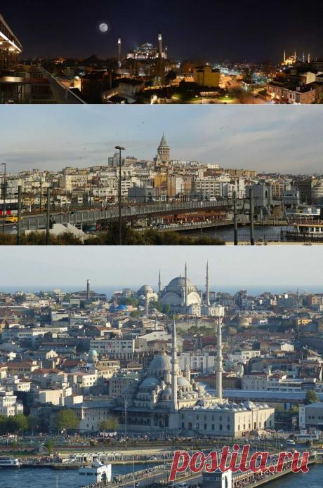 Что посмотреть в Стамбуле туристу самостоятельно