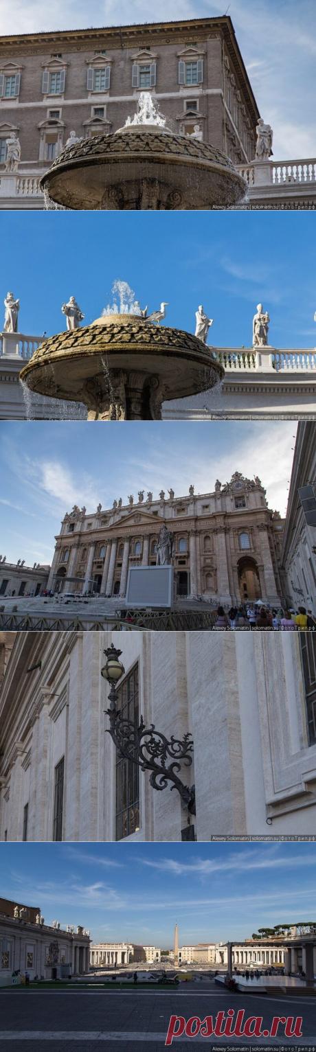 Знакомьтесь: Ватикан / Туристический спутник