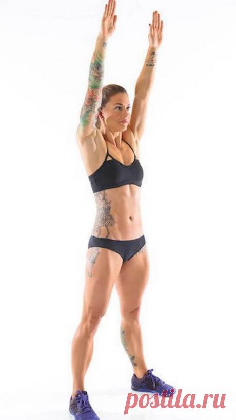 Все мышцы работают, благодаря всего 3 упражнениям - Советы и Рецепты