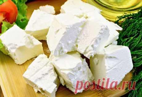 Нужно всего лишь три продукта. Домашний сыр фета покорит вкусом, а затраты на него копеечные Ингредиенты: Молоко 1 л Соль по вкусу Сметана 1 ст. л. Приготовление: В молоко добавьте сметану и оставьте на сутки в тепле. Затем отправьте в духовку (180 градусов)...