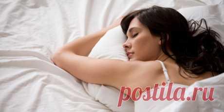 Спящая диета - похудеть, пока ты спишь! - Советы на каждый день