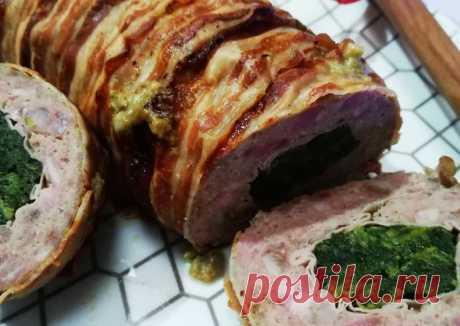 (5) Польпеттонэ - мясной рулет - пошаговый рецепт с фото. Автор рецепта Alessandra (в Инстаграме alesslepri) . - Cookpad