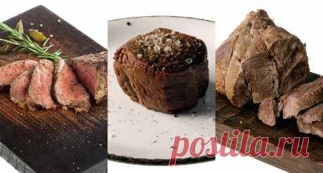 Как запечь говядину Три верных способа: ростбиф, буженина и филе-миньон