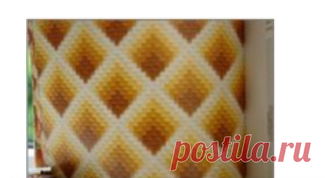 Вышивка барджелло (Bargello)