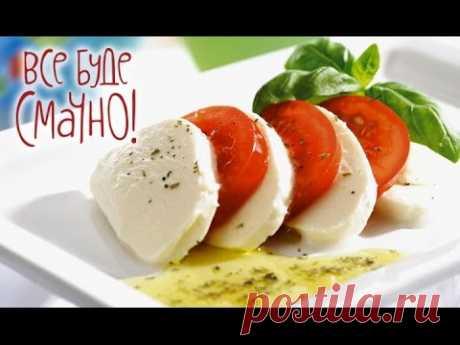Preparamos el queso: motsarella y la mozzarella - Todo bude es gustoso - la Salida 132 - 22.03.15