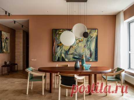 Houzz тур: Квартира в Москве для семьи с тремя детьми | Houzz Россия