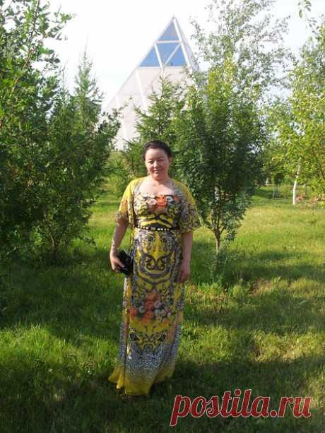 Гульжан Оразбаева