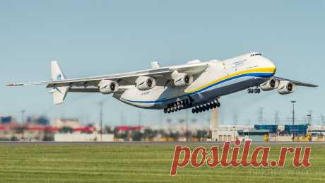 Фото ADB Antonov An-225 Mriya (UR-82060) - FlightAware