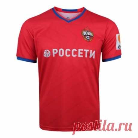 Футболка домашняя ЦСКА 2019/2020
