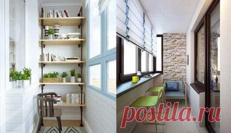 Новая жизнь вашего балкона: нестандартные идеи для ремонта - полезные советы