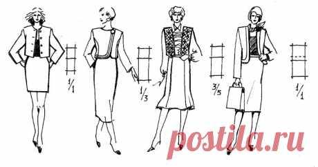 ШЬЮ САМА. Как одеваться женщине маленького роста - ШЬЮ САМА
