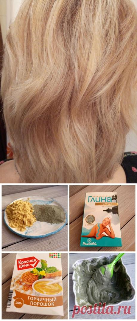 Готовим дома курс-восстановление для волос