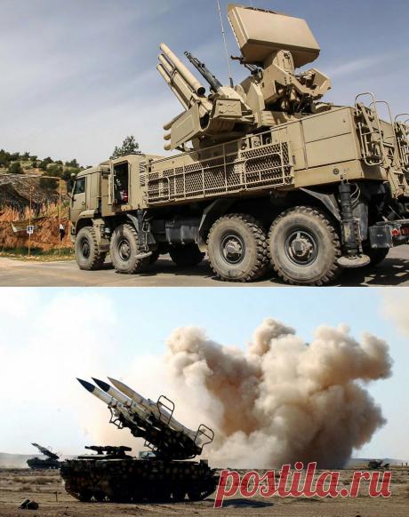 «От Панциря-С нет пользы»: Сирийские военные рассказали о недостатках Росскийских ПВО. | Армата | Яндекс Дзен