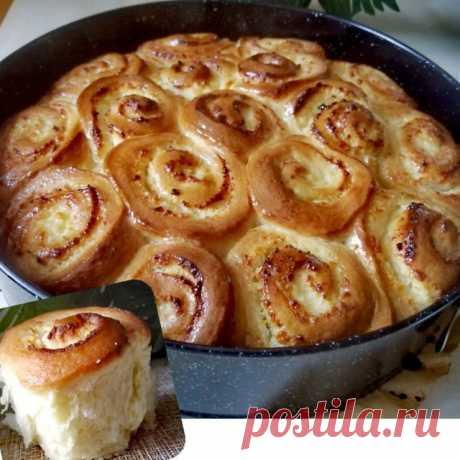 Пирог с творогом, мягкий, пышный – пошаговый рецепт с фотографиями