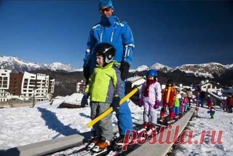 На горном курорте в Сочи впервые в этом сезоне приступили к искусственному оснежению   Туризм