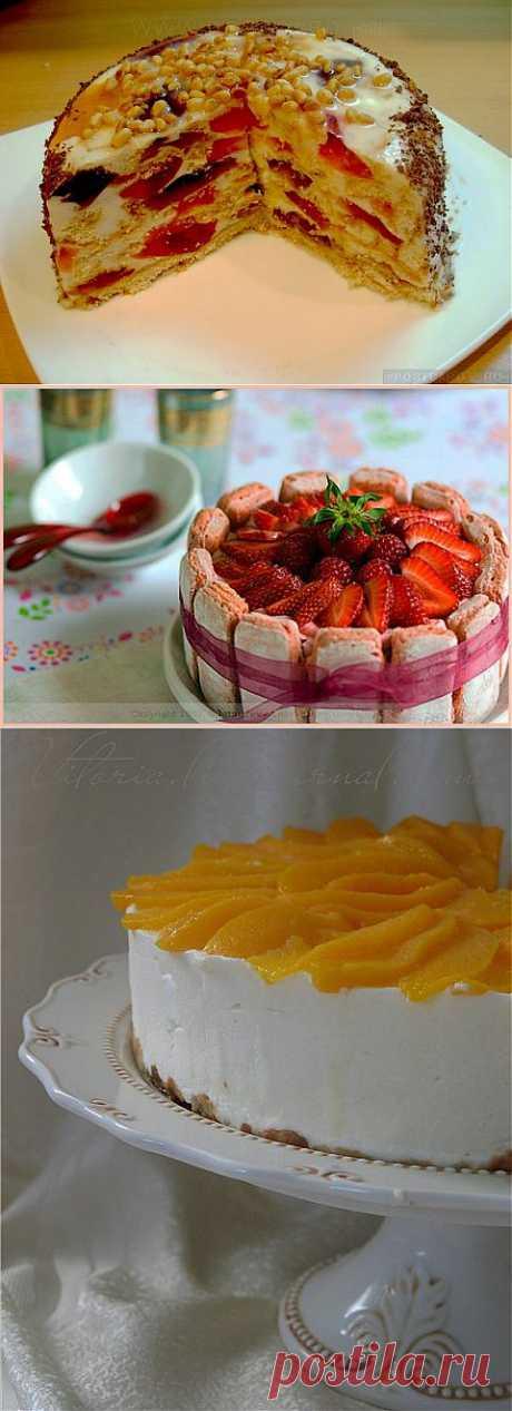 Торт без выпекания,творожные | Записи в рубрике Торт без выпекания,творожные | Смолька