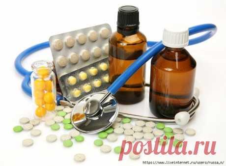 Доктора обнародовали список лекарств, которые ничего не лечат.