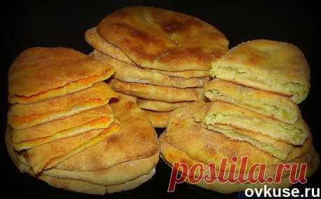 Бабушкины пирожки из капусты и моркови на сметанном тесте - Простые рецепты Овкусе.ру