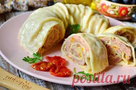 Ханума блюдо - пошаговый рецепт с фото