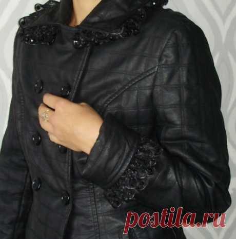 Переделка / Курточные переделки / Модный сайт о стильной переделке одежды и интерьера