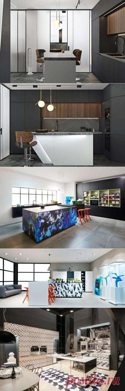 Кухни из фантастических фильмов 👽🚀. Футуристичная кухня в обычной квартире | Nolte Küchen | Яндекс Дзен