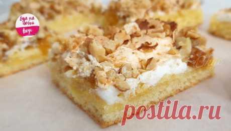 Песочное печенье, которому нет равных! Дамский Каприз | Еда на любой вкус Нежное песочное печенье с неповторимым вкусом и формой готовим сегодня. Печенье готовится несложно, а выходит достаточно много (с каждым днем оно еще вкуснее). Домашнее печенье в духовке – это рассыпчатое мягкое песочное тесто с легкой кислотой от лимона и ароматом, который не передать через экран, а все это дополняет изюм, хрустящее безе и орехи – настоящий Дамский Каприз! Как приготовить оригинальн...