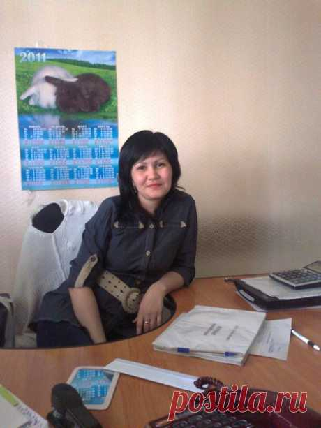 Алпысбаева Жанара